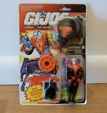 G.I. Joe Destro, Vintage 1991, New in Unopened Packaging