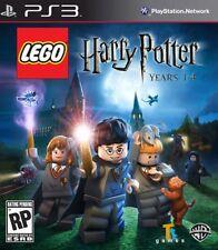LEGO Harry Potter: Years 1-4 (Sony PlayStation 3, 2010)