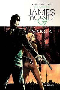 JAMES BOND 007: VARGR (2015) #2 - Cover C - Back Issue