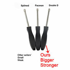 Splined Pacman Double D Carb Service Tools Kit for Common 2 Cycle Small Engine