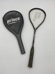Prince Extender Pro XP No Vibe Cushion Grip Squash Raquet w/ Cover
