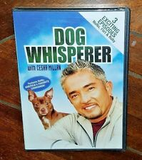Dog Whisperer w/ Cesar Millan (DVD, 2004) Free Shipping!