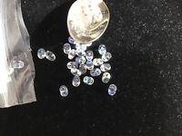 78281 10g Preciosa Czech glass seed beads Taille 11-Lemon Drop