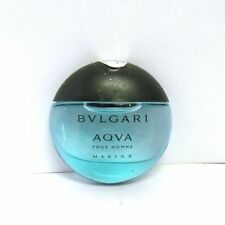 Bvlgari Aqva Pour Homme Marine Eau De Toilette 0.17 oz deluxe READ DESCRIPTION