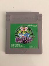 Nintendo Game Boy Pokemon Green Version (JAP Import)