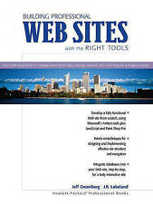 Building Professional Web Sites with the Right Tools (Hewlett-Packard Profession