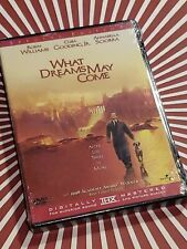 What Dreams May Come (Dvd Brand New Sealed) Robin Williams, Cuba Gooding Jr.