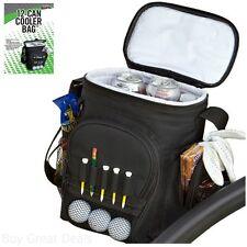 Golfer Cooler Bag Golf Cart Drinks Beverages And Snacks Golfing Supplies Storage