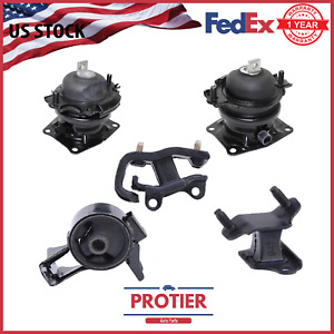 Engine Motor Trans Mount Set for 2005-06 Honda Odyssey 3.5L Touring EX-L i-VTEC