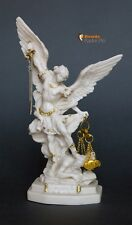 Statua di San Michele Arcangelo, 22cm made in Italy