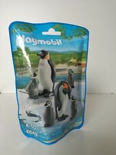 Playmobil 6649 - Animal series: Pinguin family (MISB, NRFB, OVP)