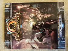 Iron Kingdoms - Full Metal Fantasy RPG: Core Rulebook - NM+