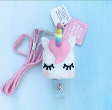 Bath & Body Works Unicorn Pocket * bac Wearable Lanyard Holder