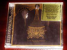 Morbid Angel: Illud Divinum Insanus - The Remixes 2 CD Set w/ Dropcard 2012 NEW