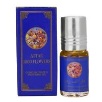 Ahsan Attar 1000 Flowers Concentrated perfume Oil No Alcohol 8ml Free Shipping