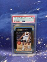 Carmelo Anthony 2003 Bowman GOLD #140 PSA 8 Mint Pop 33! HOF 🔥 Top 10 Scorer?