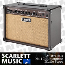 "Laney LA30D LA Series 30 Watt Acoustic Guitar Amp Amplifier - 2 x 6.5"" Speakers"