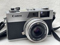 Canon Canonet 28 Canon Lens 2,8/40mm Vintage 35mm Rangefinder Camera