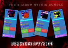 Bubble Gum Simulator The Shadow Mythic Bundle [OP] 4x Mythic OP Pets