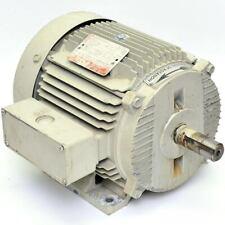 General Electric 5k182al214d 3hp Ac Induction Motor 230460v 3phase 182t