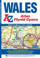 Wales Regional Road Atlas (A-Z Regional Road Atlas) by Geographers A-Z Map Compa