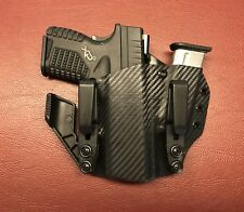 Crazy Eyes Holsters Springfield Xd-s 3.3 9mm Kydex Sidecar Holster