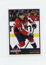 17/18 PANINI NHL STICKER #232 TJ OSHIE CAPITALS *40573
