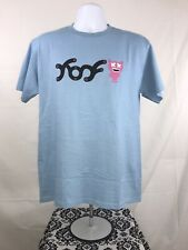 NWOT Fight Flight Monster Blue Pink Men's Women's T Shirt XL