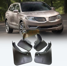 Splash Guards Mud Flaps Mud Guards Fender 4X fit For 2016-2018 2019 Lincoln MKX