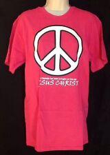 Peace Symbol Catholic Christian T Shirt Medium Jesus Peacemakers LENT EASTER