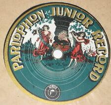 78rpm/Parlophon Junior Record 54695/54694