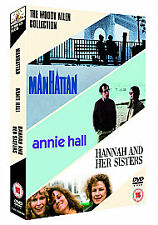 The Woody Allen Collection - Annie Hall/Manhattan/Hannah And Her Sisters.