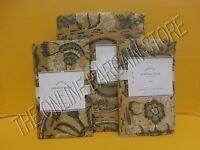 Pottery Barn Penelope Kalamkari Floral Duvet Cover Full Queen FQ Shams Euro