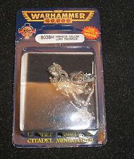 40k Rare oop Blister Vintage Metal Space Marine Ultramarine Marneus Calgar NIB