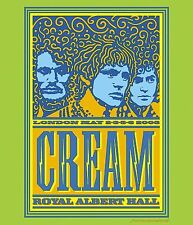 Cream, Royal Albert Hall: London, May 2-3-5-6 2005 [HD DVD]