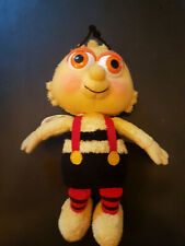 FIFI AND THE FLOWERTOTS BUMBLE Bee SOFT PLUSH Cuddly TOY approx 30cm