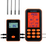 Inkbird 1500ft Wireless Meat Thermometer Cooking Waterproof Grill Thermoeter BBQ