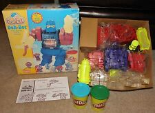 NEW IN BOX - Vintage PLAY-DOH Doh-Bot Robot Transformers Style Molds RARE - MINT