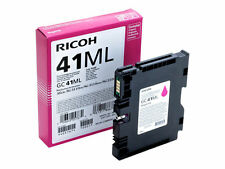 Ricoh 405767 Magenta Ink Cartridge GC 41ml - 600 Pages