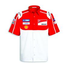 Ducati Alpinestars Corse GP17 Replica Shirt Shirt Moto Gp Dovizioso Lorenzo New