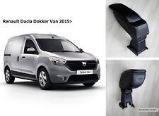 Dacia DOKKER VAN 2015- EURO 6 Renault Armrest Centre Console Storage Adjustable
