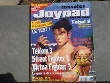 Joypad magazine retro n 61 fév 97 (Playstation, Saturn, nintendo 64)
