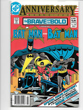 Brave And The Bold #200 1983 VF/NM Canadian Price Variant DC Comics