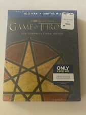 Game of Thrones: Sixth Season (Blu-ray Disc, 2017, 7 Pointed Star) Best Buy -NEW