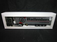 DV6926 ELIGOR 1/43 MERCEDES ACTROS MP3 SEMI WALLENBORN 114237 HORS COMMERCE