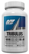 GAT TRIBULUS Male Performance Sexual Enhancer Testosterone Muscle Booster 90 ct