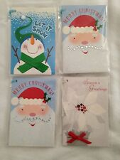 "Joseph Stokes Christmas 2.5X4"" Blank Gift Tags - Lot of 4"