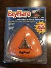 EzyFlare Electronic Flare Emergency Roadside Safety Led Flashing Light 8000 Ft