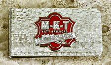 M-K-T Railroad Money Clip