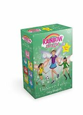 Rainbow Magic Series 9 Sporty Fairies Collection 7 Books Set By Daisy Meadows Wi